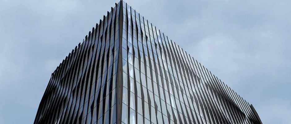 paneles edificio