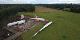 eolica construccion