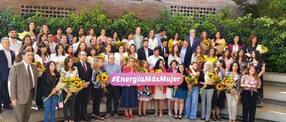 Energía+mujer