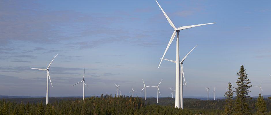 Björkhöjden vindpark