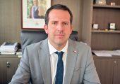 Subsecretario de Minería Edgar Blanco