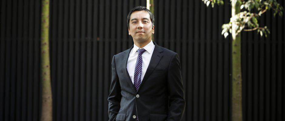Danilo Zurita, Director Ejecutivo de GPM AG
