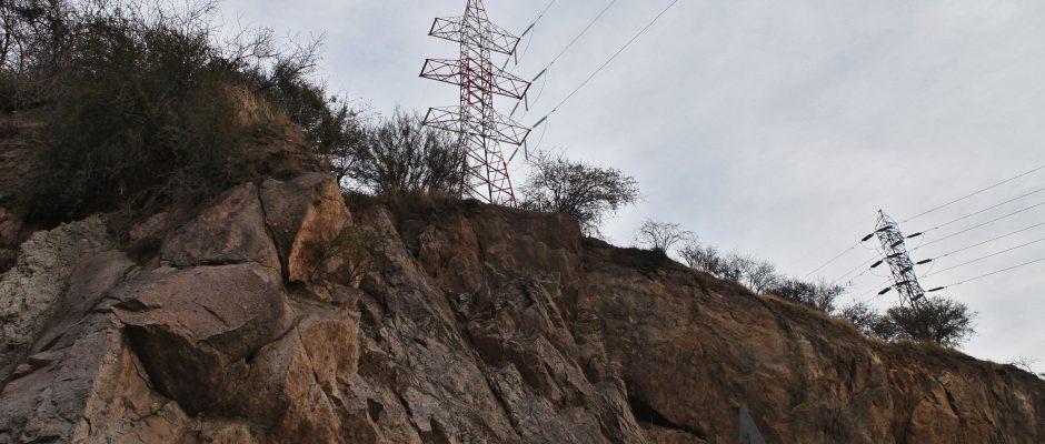 31 de mayo de 2012, Torres de Alta Tension en Santa Cruz, VI Region. Foto: Juan Carlos Recabal / Electricidad