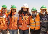 Trabajadoras planta Sol del Desierto_Chile