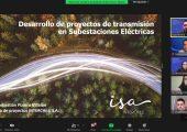 """Webinars """"Desarrollo de proyectos de transmisión en Subestaciones Eléctricas"""" (2)"""
