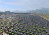 Parque Solar Machicura colbun