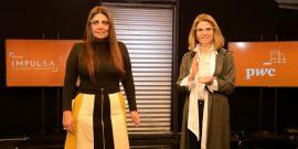 Loreto Pelegrí, Socia de PwC Chile - Consuelo Raby, Vicepresidenta de Enap