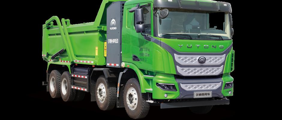 camión eléctrico para la gran minería